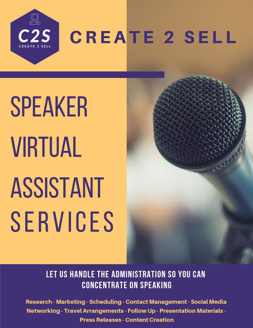 Where Speakers Showcase Talents and Organizations Find FREE